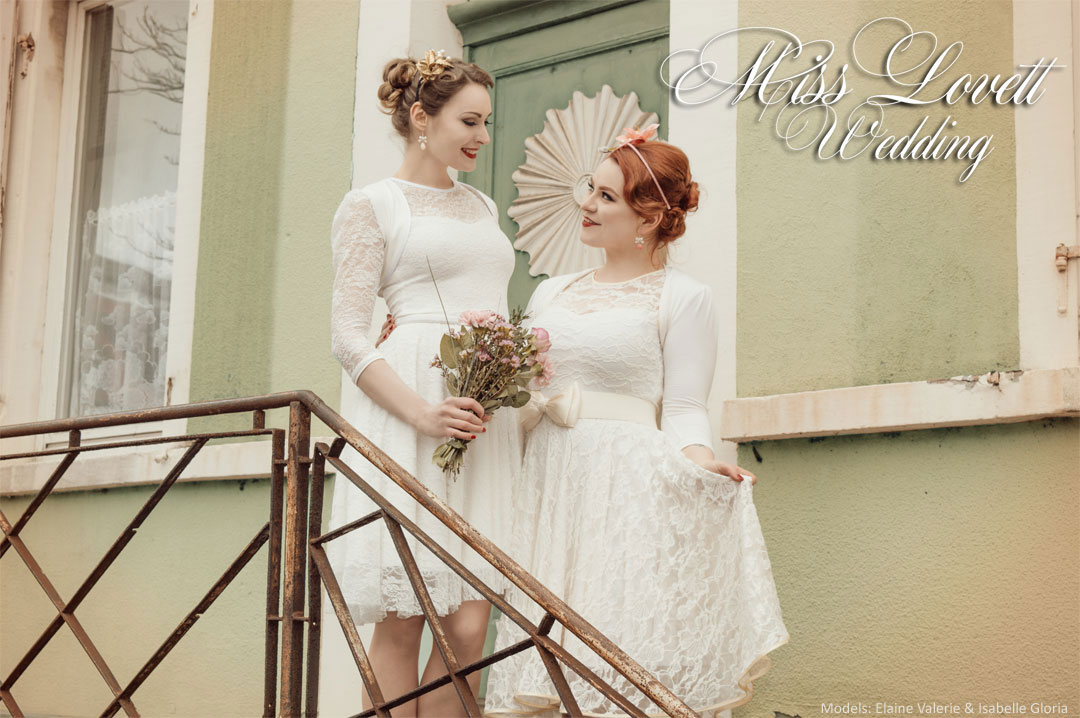 MISS LOVETT - 50s & Rockabilly Kleidung - wedding